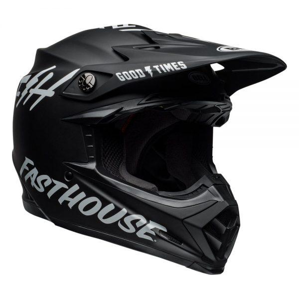 1548941167-37833400.jpg-Bell MX 2019 Moto-9 Mips Adult Helmet (Fasthouse Black/White)