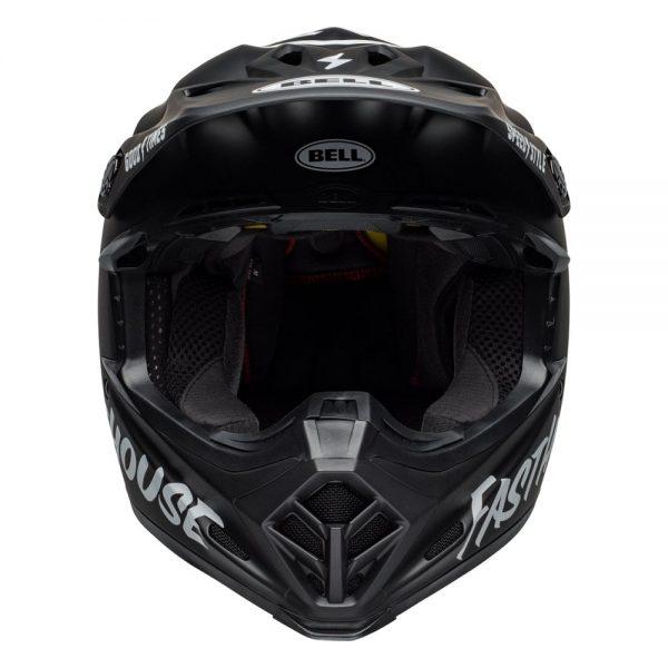 1548941169-41305400.jpg-Bell MX 2019 Moto-9 Mips Adult Helmet (Fasthouse Black/White)