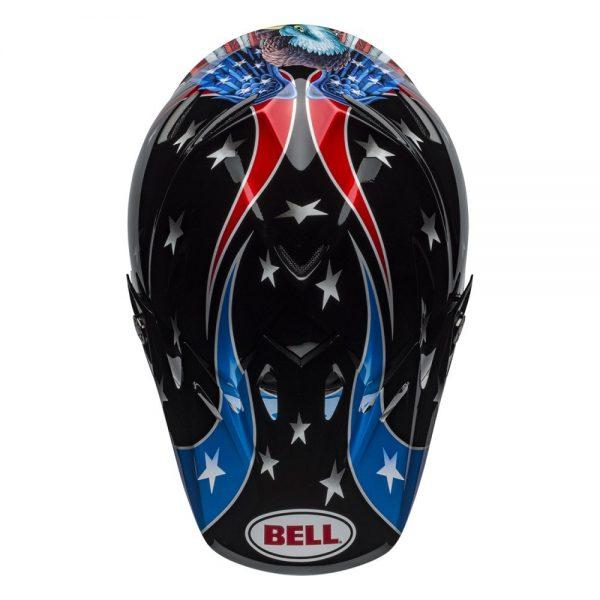 1548941175-35986300.jpg-Bell MX 2019 Moto-9 Mips Adult Helmet (Tomac Rep 19 Eagle Black/Green)