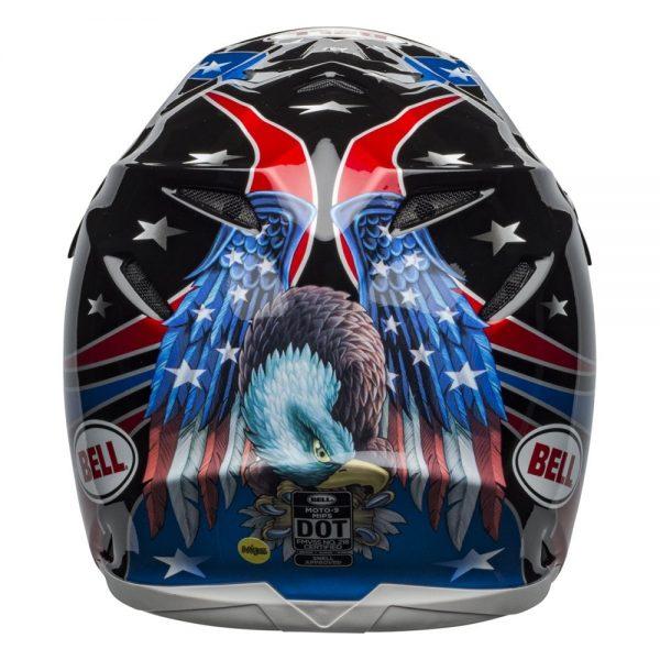 1548941177-51226900.jpg-Bell MX 2019 Moto-9 Mips Adult Helmet (Tomac Rep 19 Eagle Black/Green)