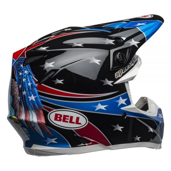 1548941183-81575800.jpg-Bell MX 2019 Moto-9 Mips Adult Helmet (Tomac Rep 19 Eagle Black/Green)