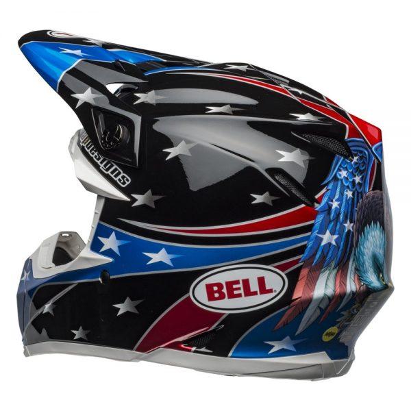1548941185-99944000.jpg-Bell MX 2019 Moto-9 Mips Adult Helmet (Tomac Rep 19 Eagle Black/Green)