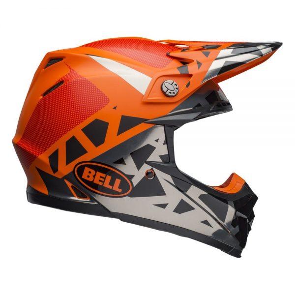 1548941188-81771600.jpg-Bell MX 2019 Moto-9 Mips Adult Helmet (Tremor Black/Orange/Chrome)
