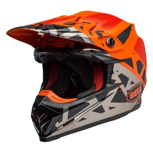 1548941191-64075500.jpg-Bell MX 2019 Moto-9 Mips Adult Helmet (Tremor Black/Orange/Chrome)