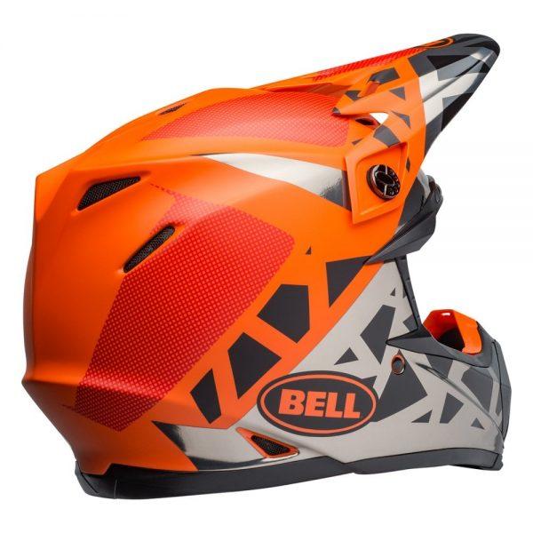 1548941205-93936100.jpg-Bell MX 2019 Moto-9 Mips Adult Helmet (Tremor Black/Orange/Chrome)