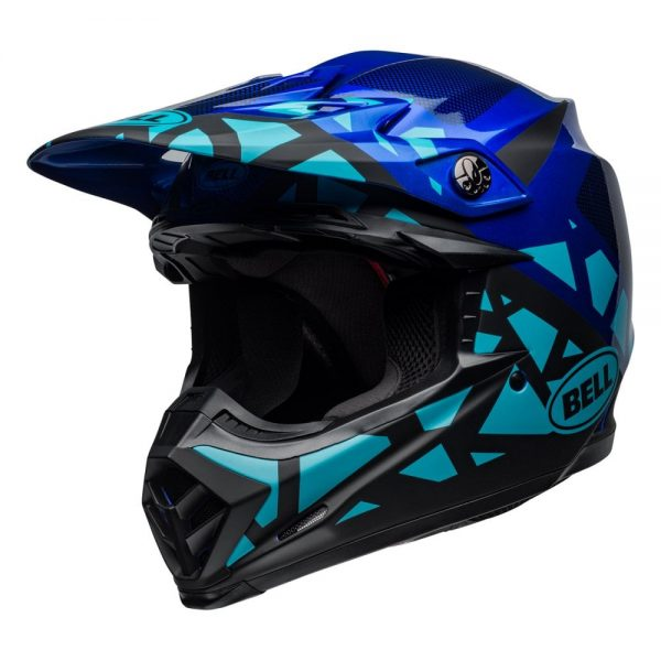 1548941218-34473700.jpg-Bell MX 2019 Moto-9 Mips Adult Helmet (Tremor Blue/Black)