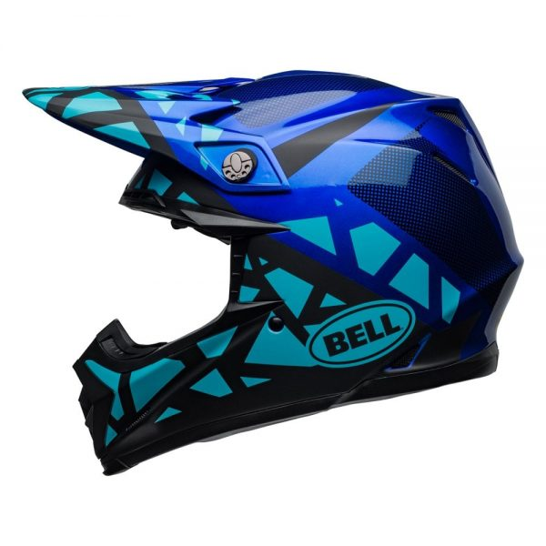 1548941220-78642800.jpg-Bell MX 2019 Moto-9 Mips Adult Helmet (Tremor Blue/Black)