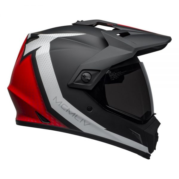 1548941291-36389900.jpg-Bell MX 2019 MX-9 Adventure Mips Adult Helmet (Switchback Matte Black/Red/White)