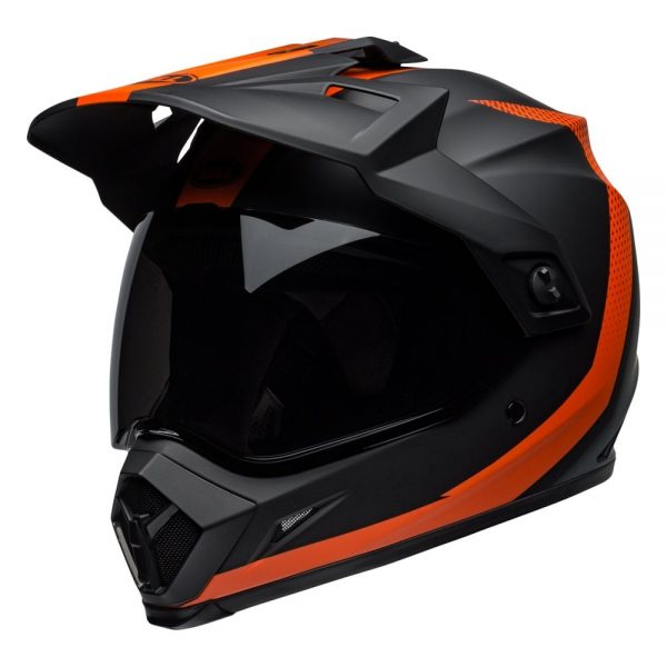 1548941309-57610300.jpg-Bell MX 2019 MX-9 Adventure Mips Adult Helmet (Switchback Matte Black/Orange)