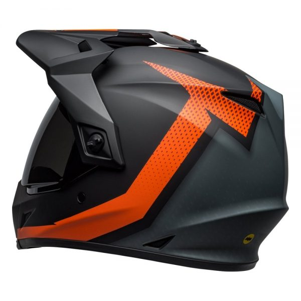 1548941313-65817900.jpg-Bell MX 2019 MX-9 Adventure Mips Adult Helmet (Switchback Matte Black/Orange)