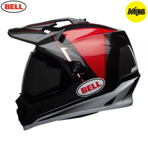 1548941321-68635600.jpg-Bell MX 2018 MX-9 Adventure Mips Adult Helmet (Berm Black/Red)