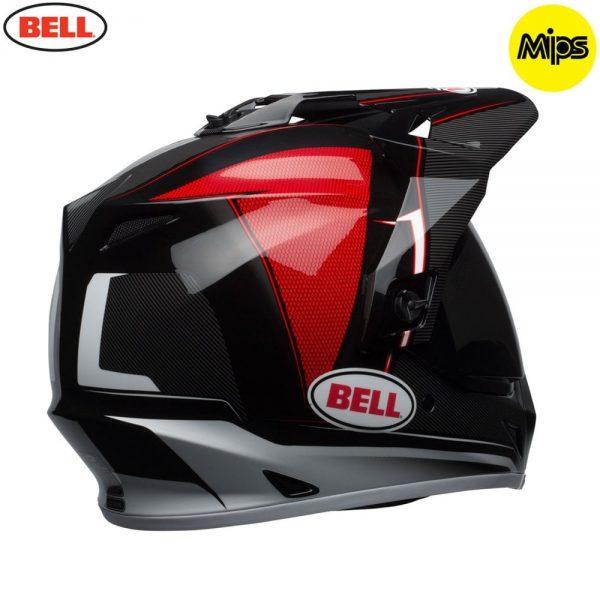 1548941326-00601200.jpg-Bell MX 2018 MX-9 Adventure Mips Adult Helmet (Berm Black/Red)