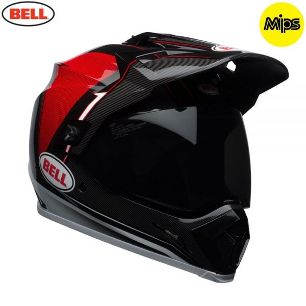 1548941328-22462200.jpg-Bell MX 2018 MX-9 Adventure Mips Adult Helmet (Berm Black/Red)