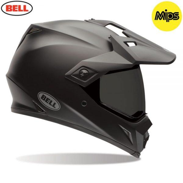 1548941335-90181300.jpg-Bell MX 2018 MX-9 Adventure Mips Adult Helmet (Matte Black)