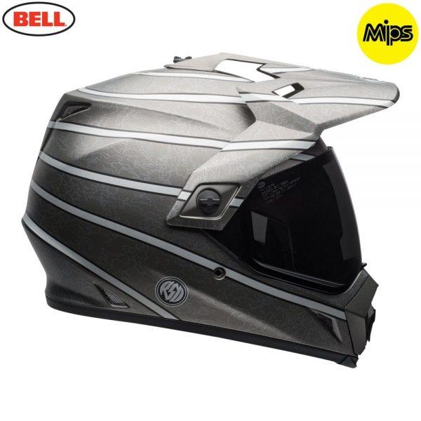 1548941337-92555000.jpg-Bell MX 2018 MX-9 Adventure Mips Adult Helmet (RSD Silver)