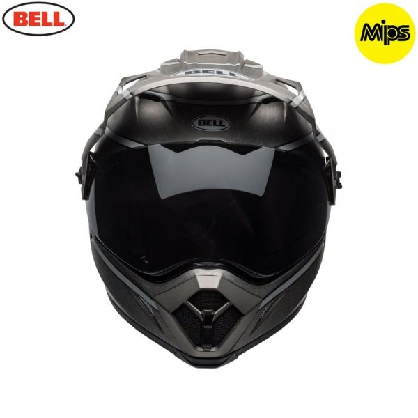 1548941342-46449200.jpg-Bell MX 2018 MX-9 Adventure Mips Adult Helmet (RSD Silver)