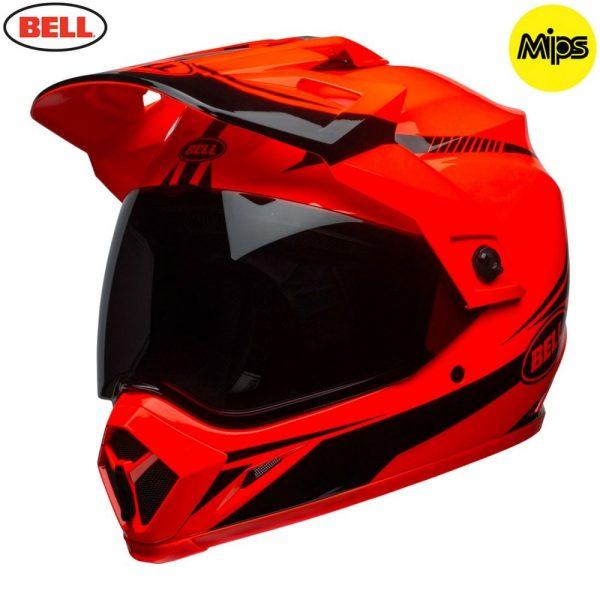 1548941377-76303300.jpg-Bell MX 2018 MX-9 Adventure Mips Adult Helmet (Torch Orange/Black)