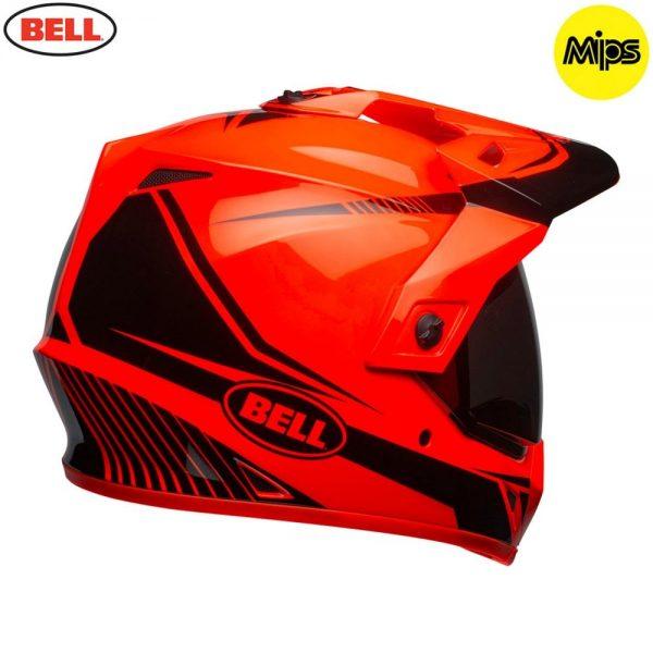 1548941384-48711800.jpg-Bell MX 2018 MX-9 Adventure Mips Adult Helmet (Torch Orange/Black)