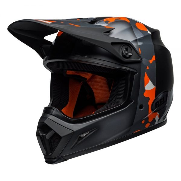 1548941414-04057900.jpg-Bell MX 2019 MX-9 Mips Adult Helmet (Presence Black/Flo Orange/Camo)