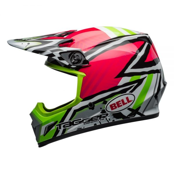 1548941506-91257100.jpg-Bell MX 2019 MX-9 Mips Adult Helmet (Tagger Asymetric Pink/Green)