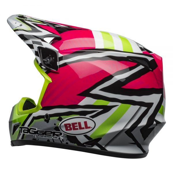 1548941508-80743400.jpg-Bell MX 2019 MX-9 Mips Adult Helmet (Tagger Asymetric Pink/Green)