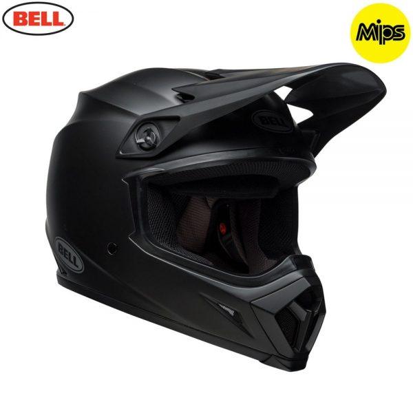 1548941534-36742400.jpg-Bell MX 2018 MX-9 Mips Adult Helmet (Solid Matte Black)