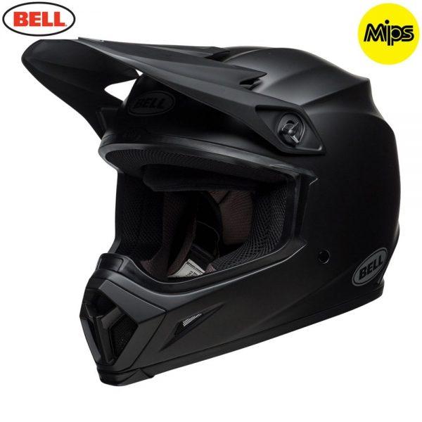 1548941537-81767500.jpg-Bell MX 2018 MX-9 Mips Adult Helmet (Solid Matte Black)
