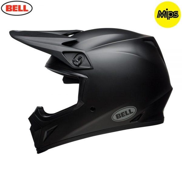 1548941539-62183900.jpg-Bell MX 2018 MX-9 Mips Adult Helmet (Solid Matte Black)