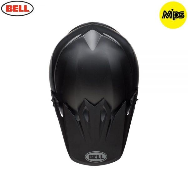 1548941541-29376800.jpg-Bell MX 2018 MX-9 Mips Adult Helmet (Solid Matte Black)