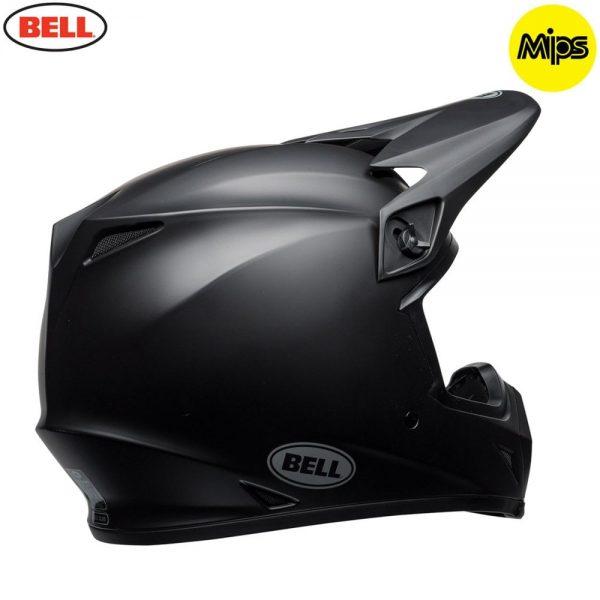 1548941544-93595400.jpg-Bell MX 2018 MX-9 Mips Adult Helmet (Solid Matte Black)