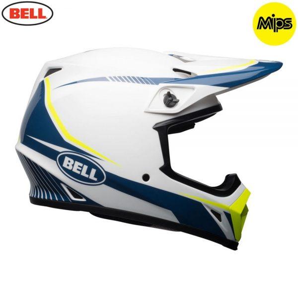 1548941546-65337400.jpg-Bell MX 2018 MX-9 Mips Adult Helmet (Torch White/Blue/Yellow)