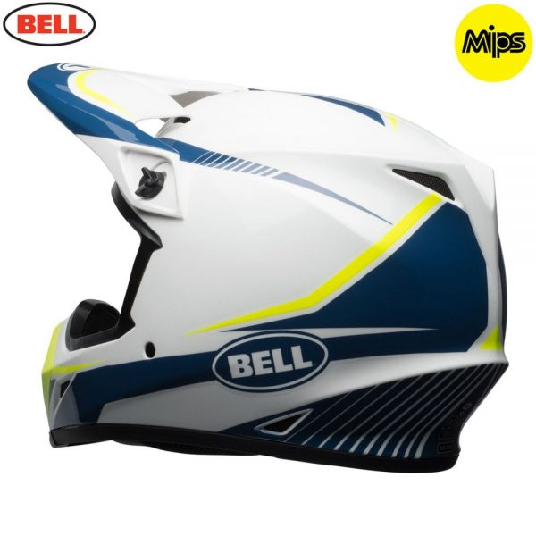 1548941556-18433300.jpg-Bell MX 2018 MX-9 Mips Adult Helmet (Torch White/Blue/Yellow)