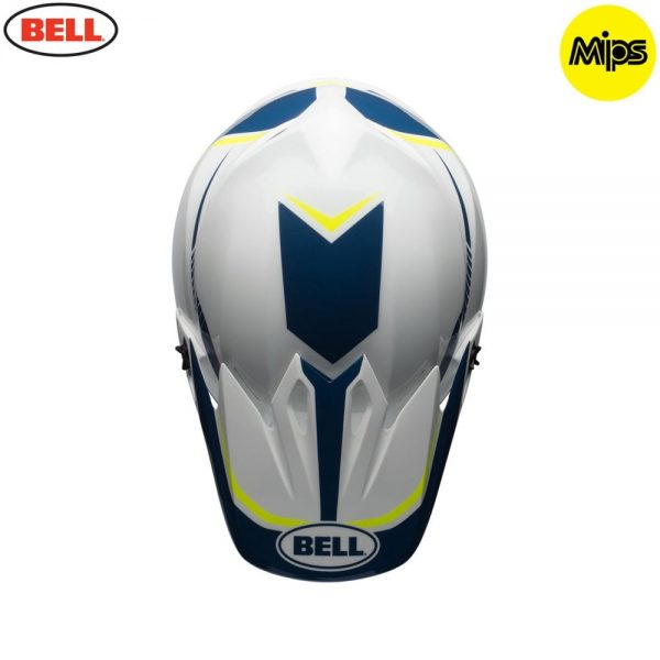 1548941561-84598300.jpg-Bell MX 2018 MX-9 Mips Adult Helmet (Torch White/Blue/Yellow)