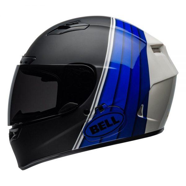 1548941569-13978100.jpg-Bell Street 2019 Qualifier DLX Mips Adult Helmet (Illusion Black/Blue/White)