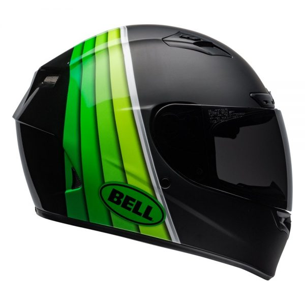 1548941578-49251200.jpg-Bell Street 2019 Qualifier DLX Mips Adult Helmet (Illusion Black/Green)