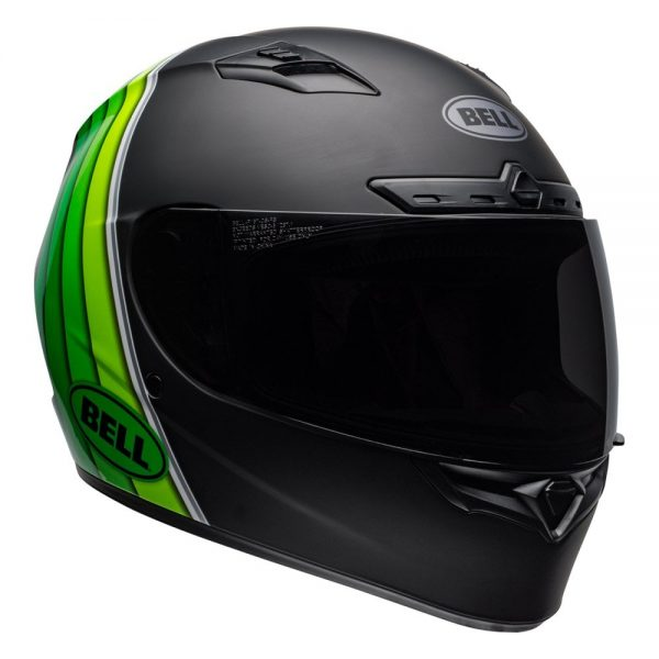 1548941588-71061900.jpg-Bell Street 2019 Qualifier DLX Mips Adult Helmet (Illusion Black/Green)