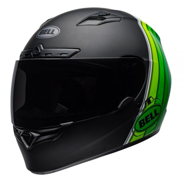 1548941590-51925600.jpg-Bell Street 2019 Qualifier DLX Mips Adult Helmet (Illusion Black/Green)