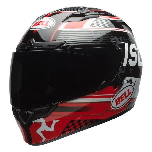 1548941617-03651600.jpg-Bell Street 2019 Qualifier DLX Mips Adult Helmet (IOM 18 Black/Red)