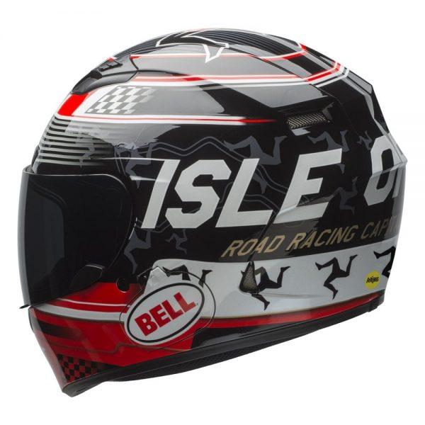 1548941620-91133800.jpg-Bell Street 2019 Qualifier DLX Mips Adult Helmet (IOM 18 Black/Red)