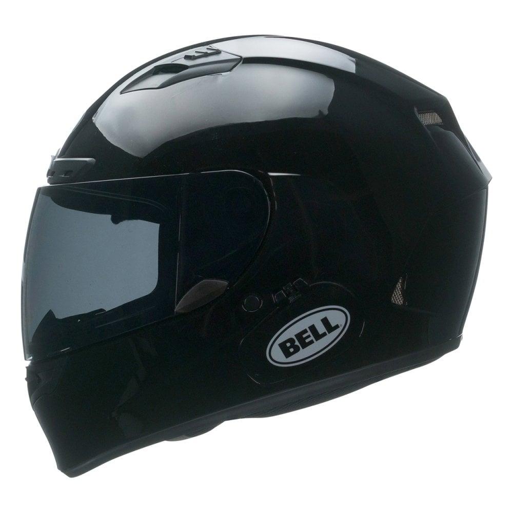 Bell Street Qualifier DLX Adult Helmet Solid Black