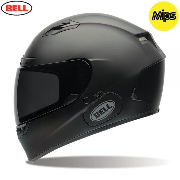 1548941674-62450300.jpg-Bell Street 2018 Qualifier DLX Mips Adult Helmet (Solid Matte Black)