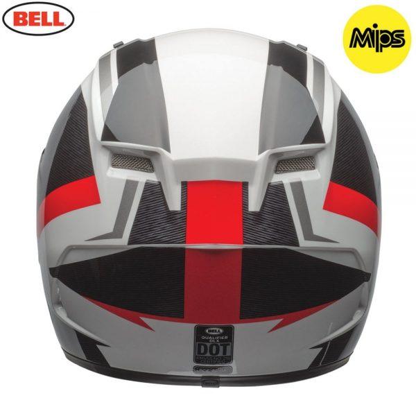 1548941681-55897000.jpg-Bell Street 2018 Qualifier DLX Mips Adult Helmet (Accelerator Red/Black)