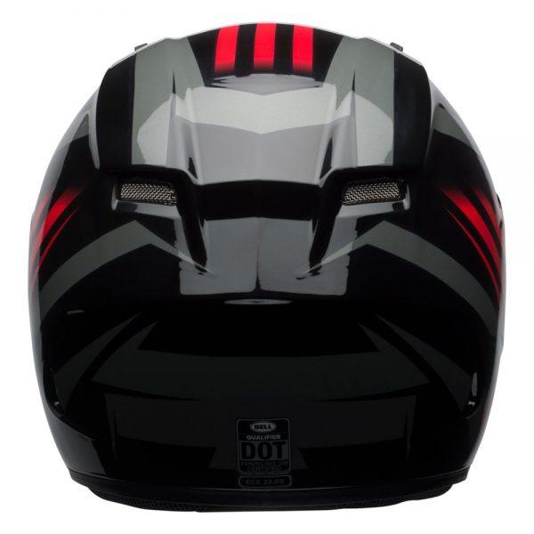 1548941686-32747300.jpg-Bell Street 2019 Qualifier STD Adult Helmet (Blaze Black/Red/Titanium)