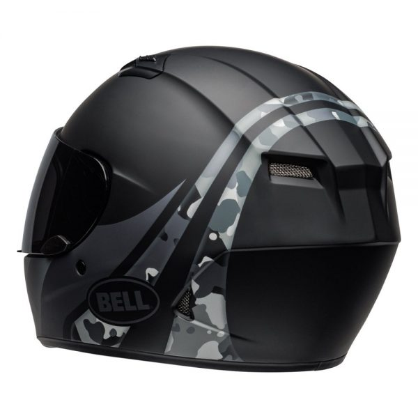 1548941720-36652400.jpg-Bell Street 2019 Qualifier STD Adult Helmet (Integrity Matte Camo Black/Grey)