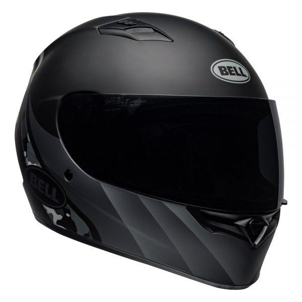 1548941724-13074700.jpg-Bell Street 2019 Qualifier STD Adult Helmet (Integrity Matte Camo Black/Grey)