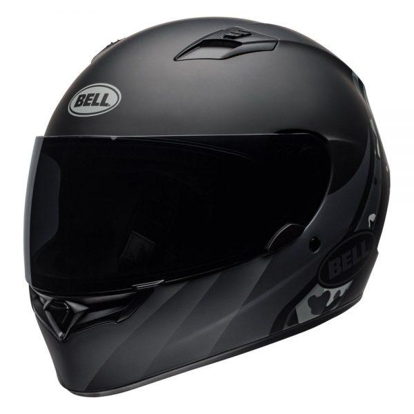 1548941725-78910600.jpg-Bell Street 2019 Qualifier STD Adult Helmet (Integrity Matte Camo Black/Grey)