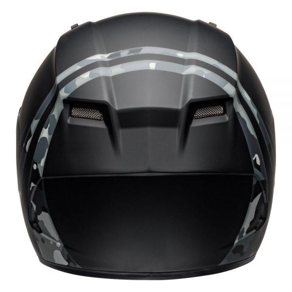 1548941731-34172700.jpg-Bell Street 2019 Qualifier STD Adult Helmet (Integrity Matte Camo Titanium/Orange)