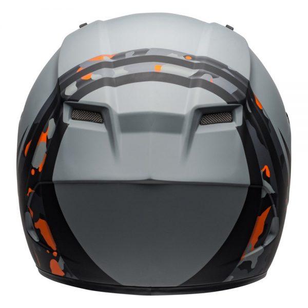 1548941737-25479100.jpg-Bell Street 2019 Qualifier STD Adult Helmet (Integrity Matte Camo Titanium/Orange)