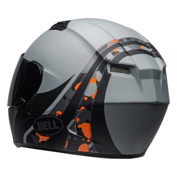 1548941739-04662000.jpg-Bell Street 2019 Qualifier STD Adult Helmet (Integrity Matte Camo Titanium/Orange)