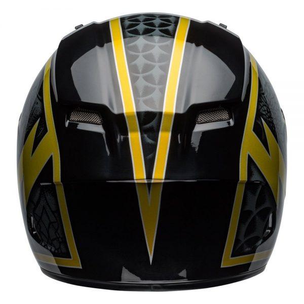 1548941749-61077700.jpg-Bell Street 2019 Qualifier STD Adult Helmet (Scorch Black/Gold Flake)